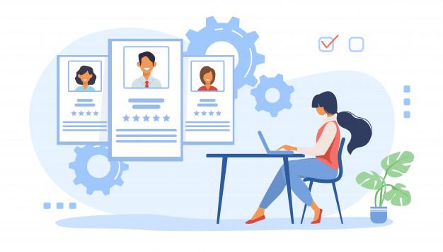 Raveloson Associates propose un service de sourcing de CV à ses clients afin de répondre rapidement à leurs attentes